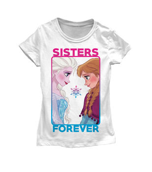 Disney Frozen Sisters Kids T-shirt