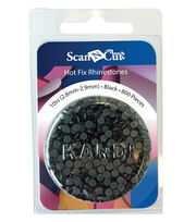Brother Rhinestone Refill Pack 10SS (2.8 mm - 2.9 mm) – Black, , hi-res