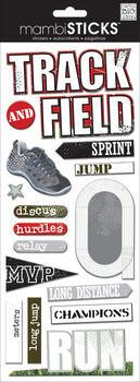 Kay Track & Field Chipboard Sticker