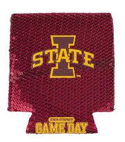 Iowa State NCAA Sequin Koozie, , hi-res