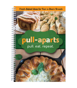 Pull-Aparts Tear & Share Breads Book