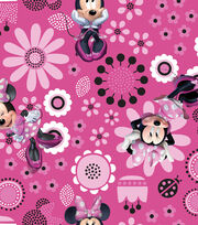 Minnie All Over Organza, , hi-res