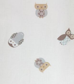 Magic Moon™-Night Owl Toss Cotton Fabric