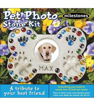 Pet Photo Stepping Stone Kit