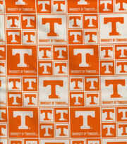 University of Tennessee NCAA  Cotton Fabric, , hi-res