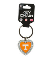 University of Tennessee NCAA Heart Keychain, , hi-res