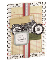 Anna Griffin Card Kit Birthday For My Dad Glasses, , hi-res