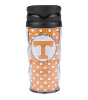 University of Tennessee NCAA Polka Dot Travel Mug, , hi-res