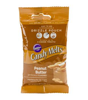 Wilton® Drizzle Pouch 2oz-Peanut Butter
