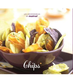 Mastrad Topchips Recipe Book