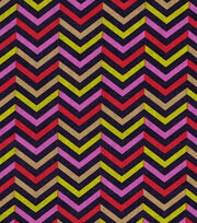 Keepsake Calico™ Naomi Cotton Fabric-Chevron, , hi-res
