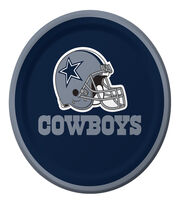 Dallas Cowboys NFL Luncheon Plate, , hi-res