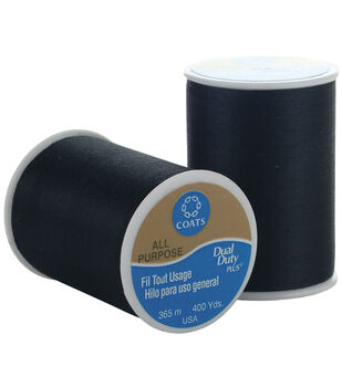 Coats & Clark Dual Duty Thread-400yds