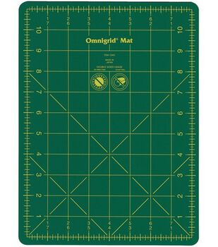 Omnigrid® Mat With Grid 8 3/4 X11 3/4