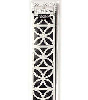 Buttercream™ Stella Collection Strip Furniture Applique-Nouveau Tile