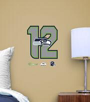 Seattle Seahawks NFL 12 Teammate Logo, , hi-res