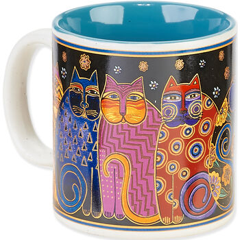 Laurel Burch Portrait Mug