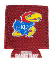University of Kansas NCAA Sequin Koozie, , hi-res