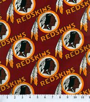 Washington Redskins NFL Cotton Fabric by Fabric Traditions, , hi-res