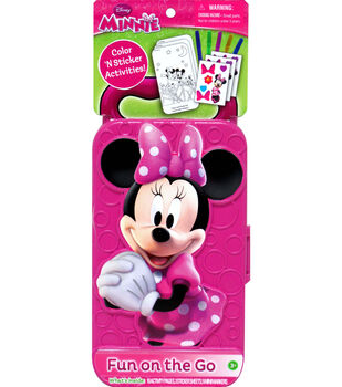 Disney Minnie Fun On The Go