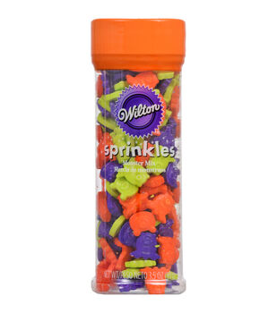 Wilton® Sprinkles 3.5oz-Monster Mix