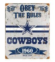 Dallas Cowboys NFL Vintage Sign, , hi-res