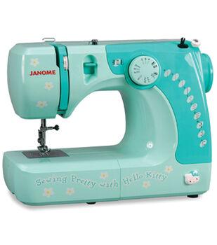 Janome Hello Kitty 11706 Sewing Machine