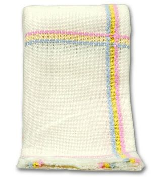 Nursery Time Baby Afghan-Rainbow