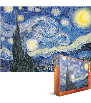 Euro Graphics Jigsaw Puzzle Van Gogh Starry Night