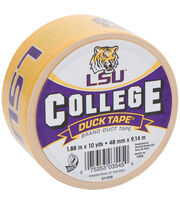 Duck Tape College Logo Louisiana State, , hi-res