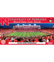 University of Nebraska  NCAA Master Pieces  Panoramic Puzzle, , hi-res