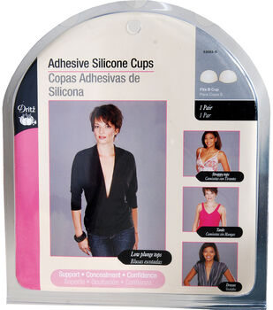 Dritz Adhesive Cups Size B