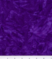 Legacy Studio Batik Cotton Fabric-Purple, , hi-res