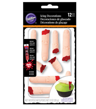 Wilton® Royal Icing Decorations 12/Pkg-Severed Finger