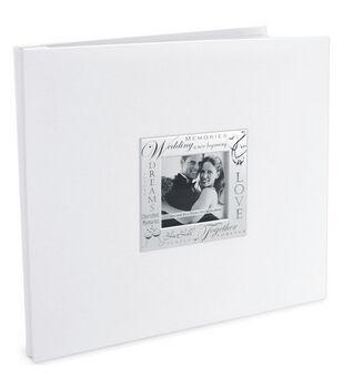 "12""x12"" Expressions Postbound Album-Wedding"