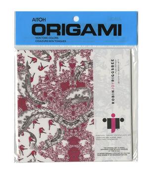Aitoh Riggsbee Design Origami Paper