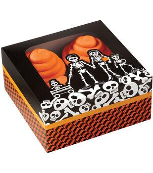 Wilton® Cupcake Bakery Box 3/Pkg-Graveyard