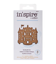 Spellbinders Shapeabilities In'spire Sandcastle Inn Die, , hi-res