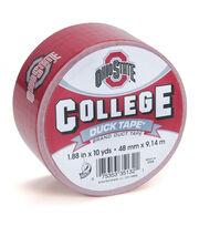 Duck Tape College Logo Ohio State, , hi-res