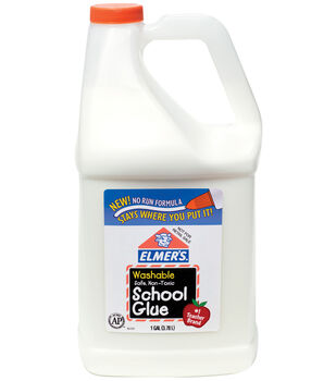 ELMERS SCHOOL GLUE ONE GALLON