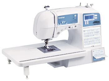 Brother XR9500 Project Runway Computerized Sewing Machine