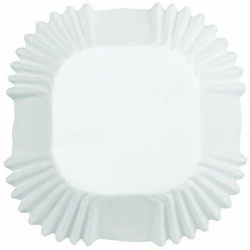 Wilton® Square Standard Baking Cups White 24ct