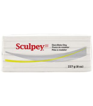Sculpey III Polymer Clay 8oz