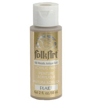 FolkArt Metallic Acrylic Paint 2 oz.-