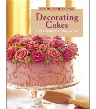 Wilton® Books-Decorating Cakes