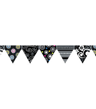 Bw Collection: Pennant Border