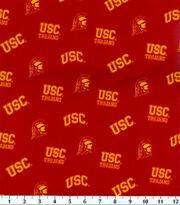University of Southern California NCAA  Cotton Fabric, , hi-res