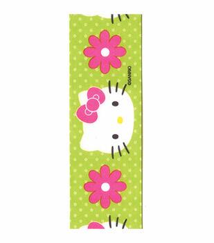 Hello Kitty Prep Green Ribbon