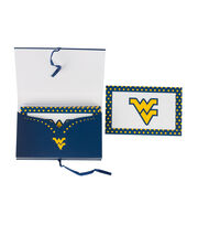 West Virginia University NCAA Note Card Set, , hi-res