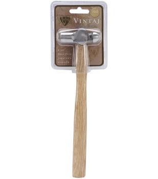 """Ball Pein Jeweler's Hammer 4 Ounces 8-3/4""""-"""